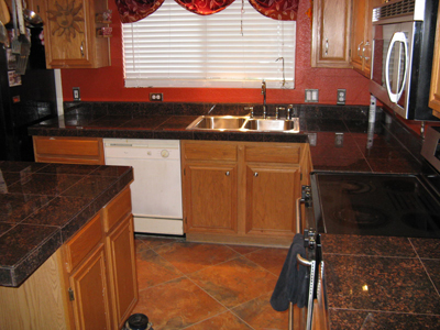 Peterson Granite Kitchen 2